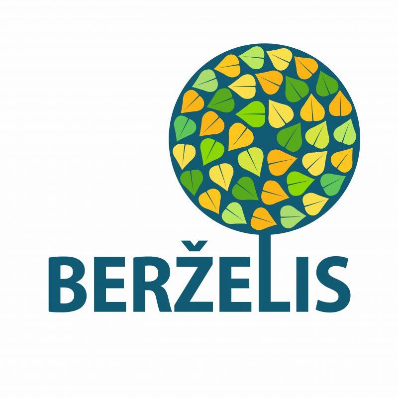 Berzelis lopselis darzelis logo